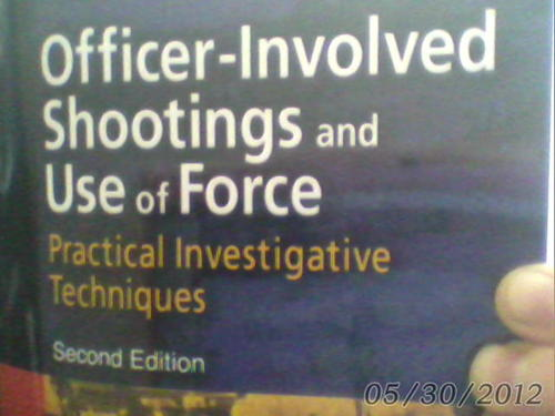 Police Use of Force: handcuffing injuries to killing